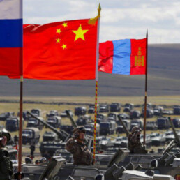 Russia and China: an alliance that scares Donald Trump