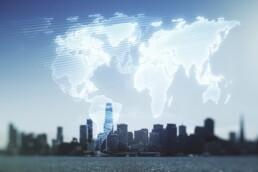 Geopolitica all'International Business Week del 2021 di Gabelli School of Business